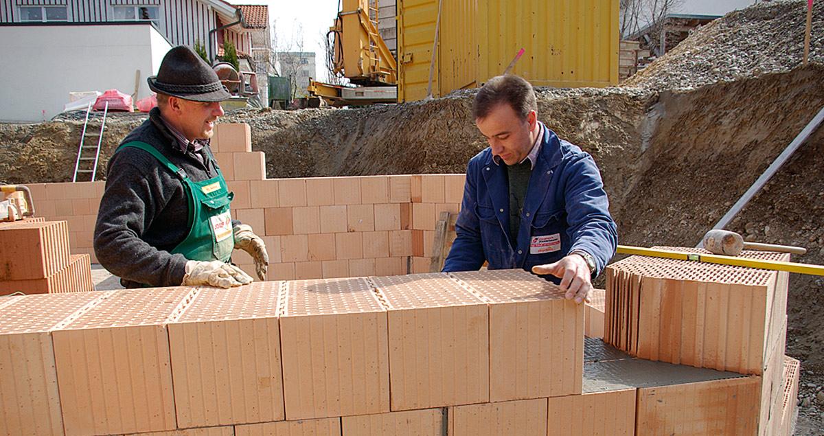 Baustelleneinweisung