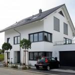 Das Einfamilienhaus erreicht dank des MZ7 vom Ziegelwerk Klosterbeuren Passivhausstandard ohne als Passivhaus geplant gewesen zu sein.  Bild: tdx/Mein Ziegelhaus
