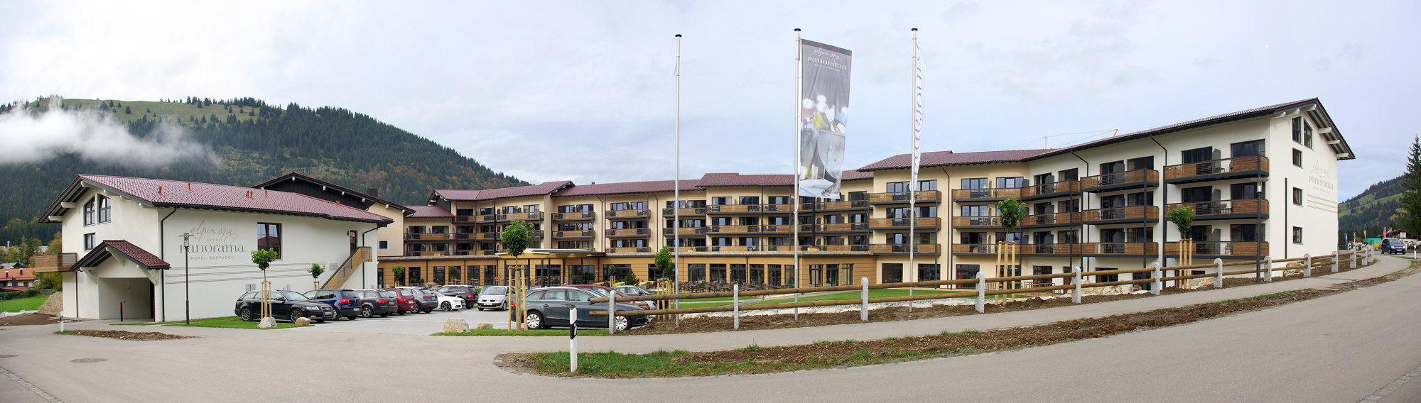 Alpin Spa Panorama Hotel Oberjoch