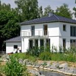 """Sein Haus """"Stein auf Stein"""" zu bauen ist altbewährt und innovativ zugleich. Aus Ziegeln lässt sich ein Zuhause nach individuellen Vorstellungen schaffen – Wohlfühlklima und Nachhaltigkeit inklusive.  Bildquelle: tdx/Mein Ziegelhaus"""