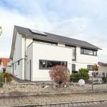 Am beliebtesten ist unter den Haustypen nach wie vor das frei stehende Einfamilienhaus.  Bild: tdx/Mein Ziegelhaus