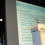 Groß war das Interesse am Vortrag von Stefan Horschler zur EnEv 2014/16.  Foto: Ingo Jensen/Jensen media