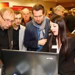 Gerade in Bezug auf die neue Energieberechnungssoftware war die Nachfrage sehr hoch.  Foto: Ingo Jensen/Jensen media