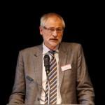 Hans R. Peters, Geschäftsführer des Firmenverbundes Mein Ziegelhaus.  Foto: Ingo Jensen/Jensen media