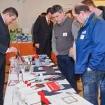 Großes Interesse bei der Fachausstellung.  Foto: Ingo Jensen/Jensen media