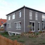 Eine optimale Planung und der passende Baustoff sind bei Neubauten in Städten aufgrund der steigenden Preise unverzichtbar.  Bild: tdx/Mein Ziegelhaus