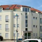 Architektonisch wurde das Gebäude zweckmäßig gestaltet. Dennoch sorgt die gekrümmte Bauweise für ein auffallendes Merkmal.  Bild: tdx/Mein Ziegelhaus