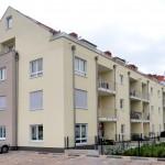 Alle Wohnungen verfügen über Terrasse, Balkon oder Dachterrasse. Eine Anforderung, die heutzutage von Mietern als Voraussetzung angesehen wird.  Bild: tdx/Mein Ziegelhaus