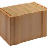 Ziegel  wie der MZ90-G haben ein nahezu ideales Verhältnis zwischen Wärmedämmung und Wärmespeicherung. Werden sie als Baustoff für Wandkonstruktionen verwendet, kann auf eine Klimaanlage verzichtet werden. Bild: tdx/Mein Ziegelhaus