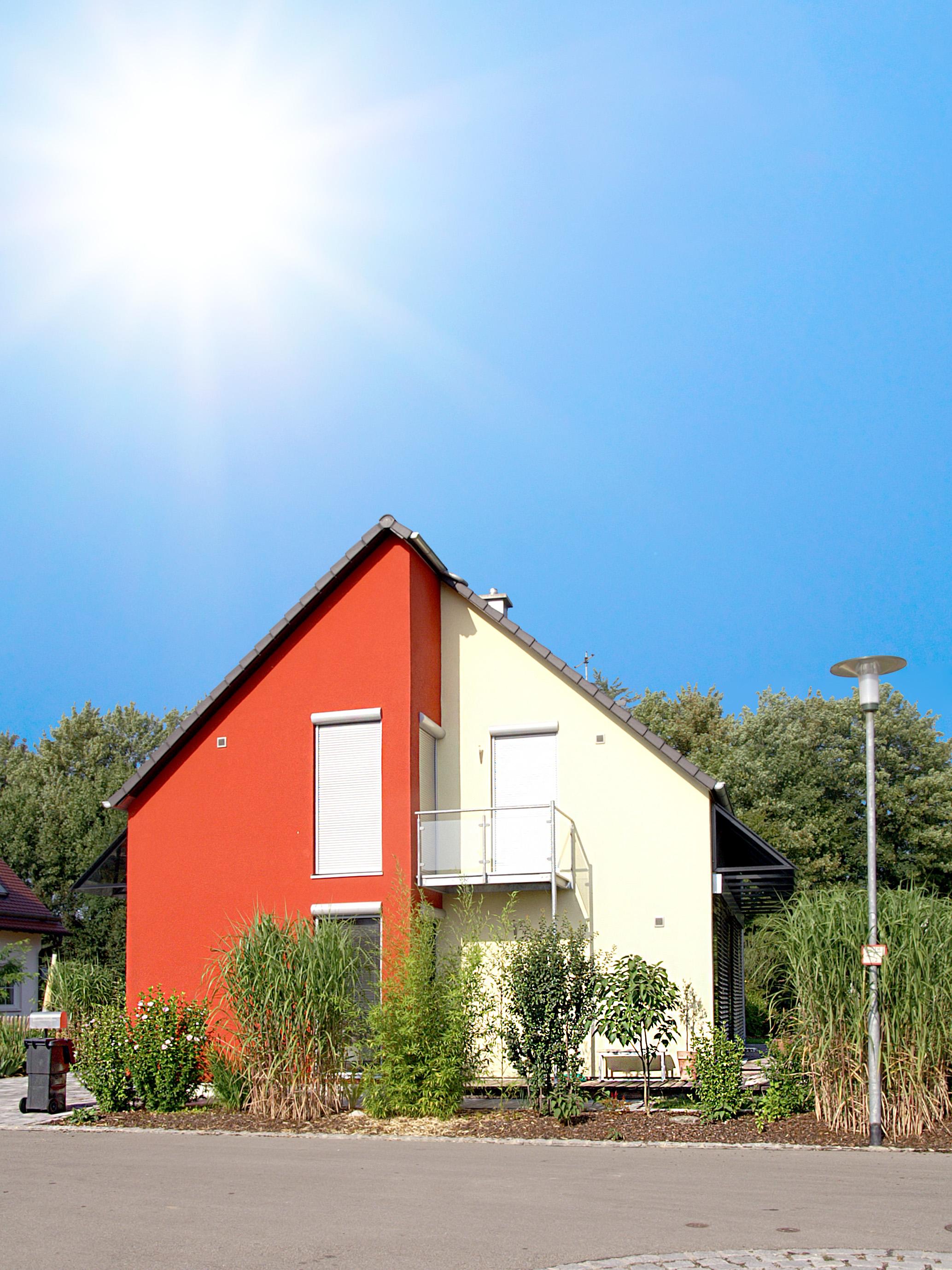 Wie Wohnräume auch bei Hitze kühl bleiben - Ziegelwerk Klosterbeuren