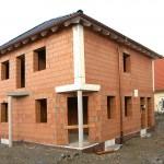 Massivhäuser aus Ziegelmauerwerk sind ohne Zusatzdämmung dauerhaft luftdicht.  Bild: tdx/Mein Ziegelhaus