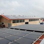 Die neue Produktionshalle des Ziegelwerks Klosterbeuren. Foto: Ziegelwerk Klosterbeuren