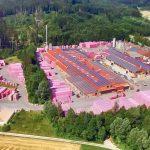 Gelände mit neuem Eigentümer: Alle Gesellschaftsanteile des Ziegelwerkes Klosterbeuren werden zum 1. April von der Hörl & Hartmann Ziegeltechnik GmbH & Co. KG übernommen.