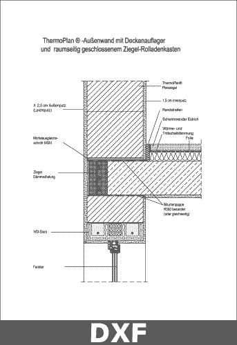 verlegeanleitungen detailzeichnungen ziegelwerk klosterbeuren. Black Bedroom Furniture Sets. Home Design Ideas