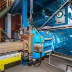 Die neue Ziegelpresse schafft nun eine Stundenleistung von 50 Tonnen. Foto: Ziegelwerk Klosterbeuren