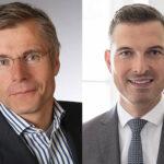 ipl.-Ing. Architekt Stefan Horschler (links), Inhaber des Büro für Bauphysik (Hannover), sowie Ulrich Eix (rechts), Fachanwalt für Bau- und Architektenrecht in der renommierten Kanzlei Lutz   Abel (München, Stuttgart), referierten auf dem Online-Mauerwerkstag 2021.