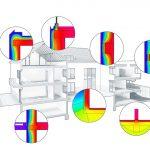 Der neue Ziegel Wärmebrückenkatalog 5.0 steht als PDF kostenfrei zur Verfügung. Er ermöglicht die Bewertung von Wärmebrücken gemäß der umfassend überarbeiteten DIN 4108-Bbl.2:2019-06 sowie die projektbezogene Fachplanung von Bauteilanschlüssen in Gebäuden. Foto: LRZ/Julian Klinner